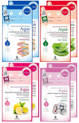Naisture Aqua Essence 3-Step Facial Mask (8pc Assortment