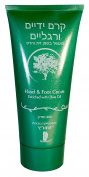 SCHWARTZ HAND & FOOT CREAM Enriched with Olive Oil 200ml/6.76fl.oz