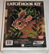 Vintage 1988 Forest Friend Latch Hook Kit