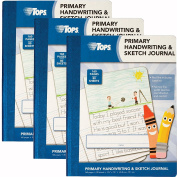 TOPS Handwriting and Sketch Journal for Primary School, 80 Sheets, 25cm x 19cm (63785)