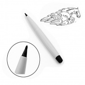 Premium 1.0mm Medium Point Gel Ink Roller Pens Refillable Brush Tip Art Marker Pens Smooth Sketching Drawing Fine Line Pen Set for Calligraphy Writing Signing Technical Drawing Manga Comic Pack of 10