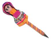 Gorgeous Cusco Peruvian Child Colourful Pen