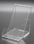 Fixture Displays Business Card Size Clear Easel Acrylic 4 Cellphone Wallet 20008-E!