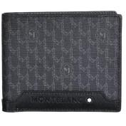 Montblanc Coin Purse , BLACK (Black) - 107771