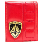 Guardians of the Galaxy Vol. 2 Suit Up Heroes Red Bi-Fold Wallet