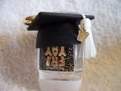 Bath and Body Work Graduation Hat w/FRI YAY Happy Pineapple Anti-Bacterial Hand Gel