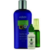 Probiotic Action Healthy Balance 2 Step Restoration Kit - for treating acne