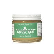 Coco Bee Naturals 4-in-1 Organic Moisturiser, 60ml