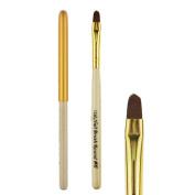 DDLBiz 1pcs UV Gel Nail Phototherapy Pen French Tips Manicure Pen Brush Nail Design Tools