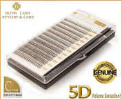 5D Blink Lash Stylist Mix eyelashes for eyelash extension C curl- thickness- 0,07 mm , length- 7-14 mm.