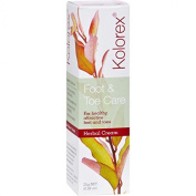 Nature's Sources Kolorex Foot and Toe Care -- 25 g by Nature's Sources