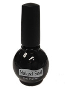 KDS Naked Seal- seal and protect gels, acrylic and wraps 15mL by made in USA