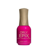Orly Epix Flexible Colour, Box Office Smash, 0.6 Fluid Ounce by The Regatta Group DBA Beauty Depot