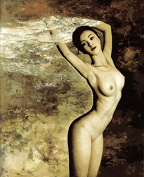 Prime Leader Wooden Framed Diy Oil Painting, Paint by Number Kit 41cm x 50cm Dance dream