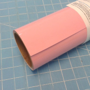 ThermoFlex Plus Medium Pink 38cm x 0.9m Iron on Heat Transfer Vinyl by Coaches World