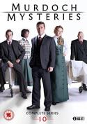 Murdoch Mysteries: Series 10 [Region 4]