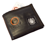 VEGAN WALLET Men ORANGE .