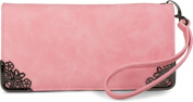 styleBREAKER Coin Purse pink pink One Size