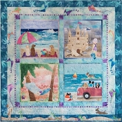 Dog Days of Summer McKenna Ryan Pine Needles 5 Quilt Pattern Set