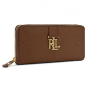 LAUREN RALPH Women's Wallet brown brown