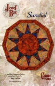 The Sundial Quilt Pattern, by Phillips Fibre Art