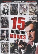 15 Horror Movies [Region 4]