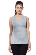 Sweet Mommy Maternity and Nursing Bamboo Tank Top
