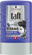 Schwarzkopf Taft 300 ml Titane Flacon Styling Power Gel