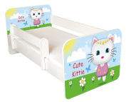 TODDLER BED WITH FREE MATTRESS NEW DESIGN 64
