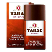 TWO PACKS of Tabac Original Shaving Soap Stick 100g