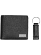 Boss 50370189 Wallet Mens Gift Set Black