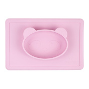 Nooni Care Baby Mini Mat Silicone Suction Bowl Placemat for Highchair