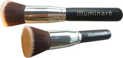 Illuminare Taklon Bristles Large Foundation Brush - Flat Top