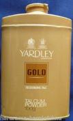 Yardley London Gold Deodorising Talc Talcum Powder Men 100gm by Yardley of London