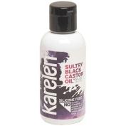 KARELEN DRY Body OIL 120ml -BLACK CASTOR OIL