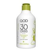 QOD CITY SHAMPOO 30 DAYS STRAIGHT EFFECT 300ML
