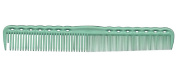 YS Park 334 Basic Fine Cutting Comb - Green