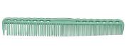 YS Park 334 Basic Fine Cutting Comb - Green