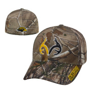 Southern Miss Golden Eagles Official NCAA One Fit RTX Brand 1 Hat by Top of the World 615820