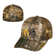 Wichita State Shockers Official NCAA One Fit RTX Brand 1 Hat by Top of the World 030542