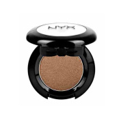 1 NYX Hot Singles Eye Shadow HS20 J'Adore ( Shimmery warm brown ) + FREE EARRING
