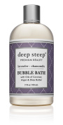 Deep Steep Bubble Bath, Lavender Chamomile, 500mls
