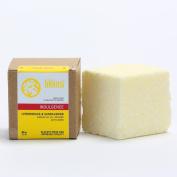 Essential Oil Infused Bath Bombs | Lemongrass & Sandalwood (Indulgence) by Blumsi