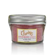 Buff Her Organic Exfoliating Foaming Cleansing Scrub, Strawberry Lemon Crumbles, 100ml
