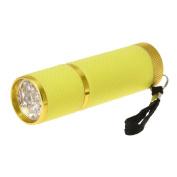 Susenstone® Mini LED Nail Dryer Curing Lamp Flashlight Torch For UV Gel Nail Polish