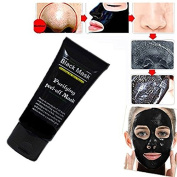 Blackhead Remover Mask, Mjun Peel Off Mask, Activated Natural Charcoal Black Mask Blackhead Peel Off Remover Deep Skin Clean Purifying Acne Mud Nose Face Mask