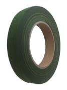1.3cm Wide 30m Long Dark Green Floral Tape Bouquet Stem Wrap Florist Tape by Nesha