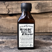 Magic Beard & Hair Elixir (It's no snake oil!) - A fantastic beard oil for all your beard needs.