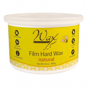 Wax Necessities Film Hard Wax Natural Tin 410ml / 397 g