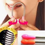 Bingirl Women Facial Hair Remover Epilator Epistick Depilatory Spring Face Threading Tool Facial Hair Removal Makeup Tools